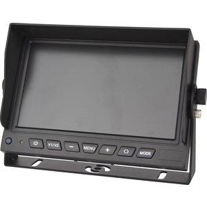 ARC HD 7 inch achteruitrijcamerasysteem Full HD  1200 beeldlijnen