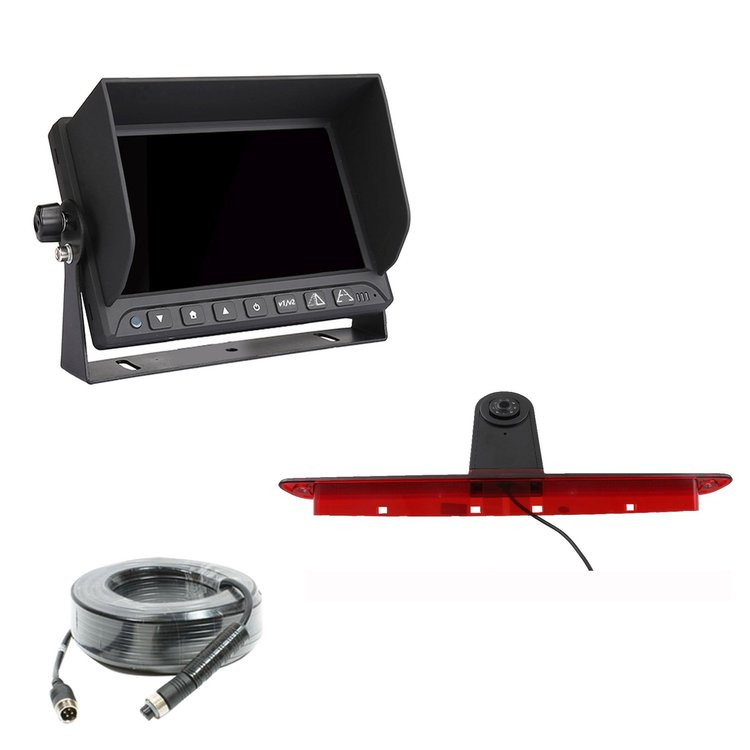 ARC Achteruitrijcamera set voor VW Crafter