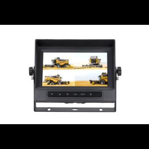 ARC 7 inch AHD Quad systeem waterdichte monitor - 2 camera 's