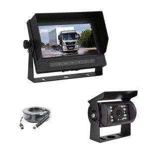 ARC 7 inch AHD systeem met waterdichte monitor en 1 camera