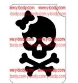 Ybody Cute Skull