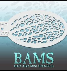 BADASS 1209 BAM