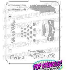 PopStencils PopStencils Car