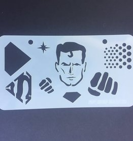 PopStencils PopStencils Super Hero Booster