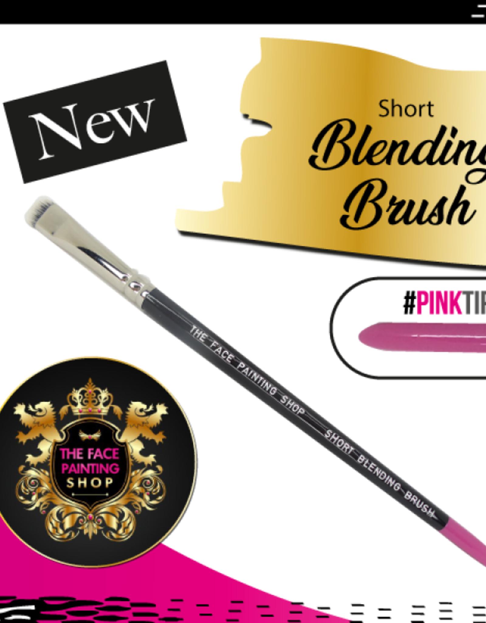 The Facepainting Shop Short Blending Brush