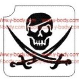 Ybody Pirate Skull