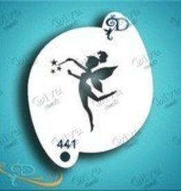 DivaStencils 441 Diva Stencil Fairy - fun