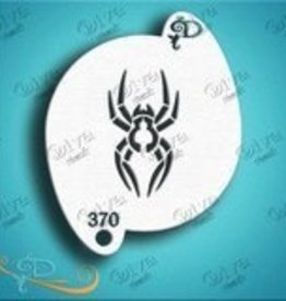 DivaStencils 370 Diva Stencil Spider
