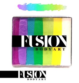 Fusion Body Art FX RAINBOW CAKE - MERMAID SPLASH 50g