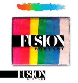 Fusion Body Art FX RAINBOW CAKE - UNICORN MAGIC 50g