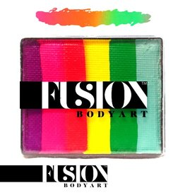 Fusion Body Art FX RAINBOW CAKE - UNICORN PARTY 50g