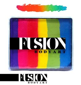 Fusion Body Art FX RAINBOW CAKE - UNICORN SPARKS 50g