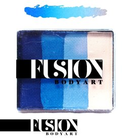 Fusion Body Art RAINBOW CAKE - FROZEN SHIMMER 50g