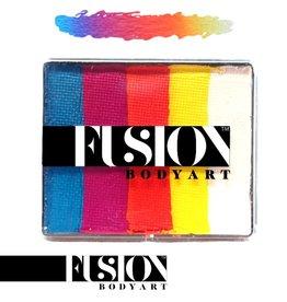 Fusion Body Art RAINBOW CAKE - SUMMER SUNRISE 50g