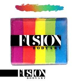 Fusion Body Art RAINBOWCAKE - RAINBOW JOY 50g