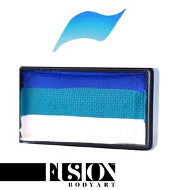 Fusion Body Art SPLIT CAKE - OCEAN BREEZE 30g