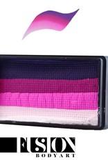 Fusion Body Art SPLIT CAKE - RICH ORCHID 30g