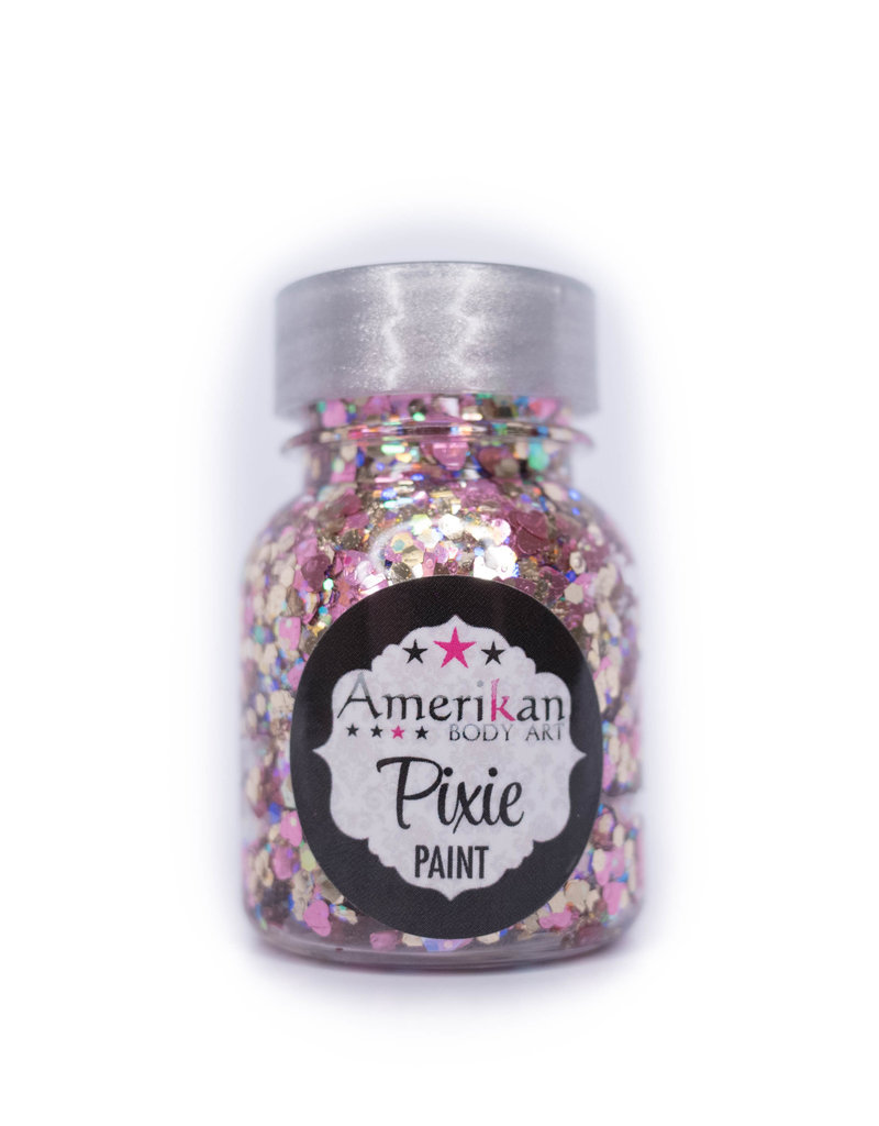 Amerikan Body Art Pixie Paint Be Mine