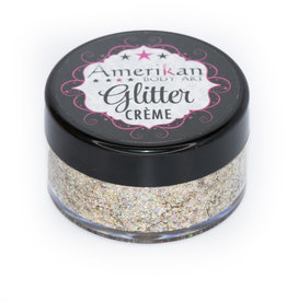 Amerikan Body Art Glittercrème Stardust