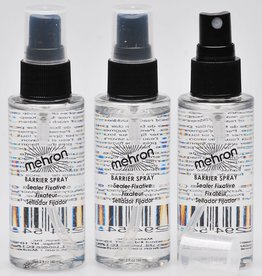 Mehron Barrier Spray - Pump Bottle (60 ml)