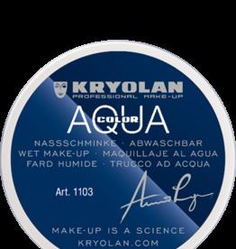 Kryolan Aquacolor 55ml Wit