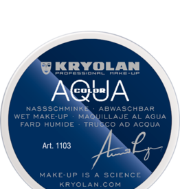 Kryolan Kryolan Aquacolor 55ml Wit