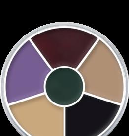 Kryolan Kryolan Cream Color Circle Black Eye