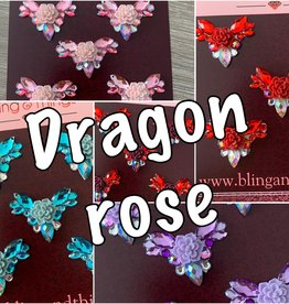 BlingandThings BlingandThings Dragon Rose