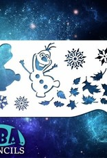 Planet Body Art PBA Combi Snowman