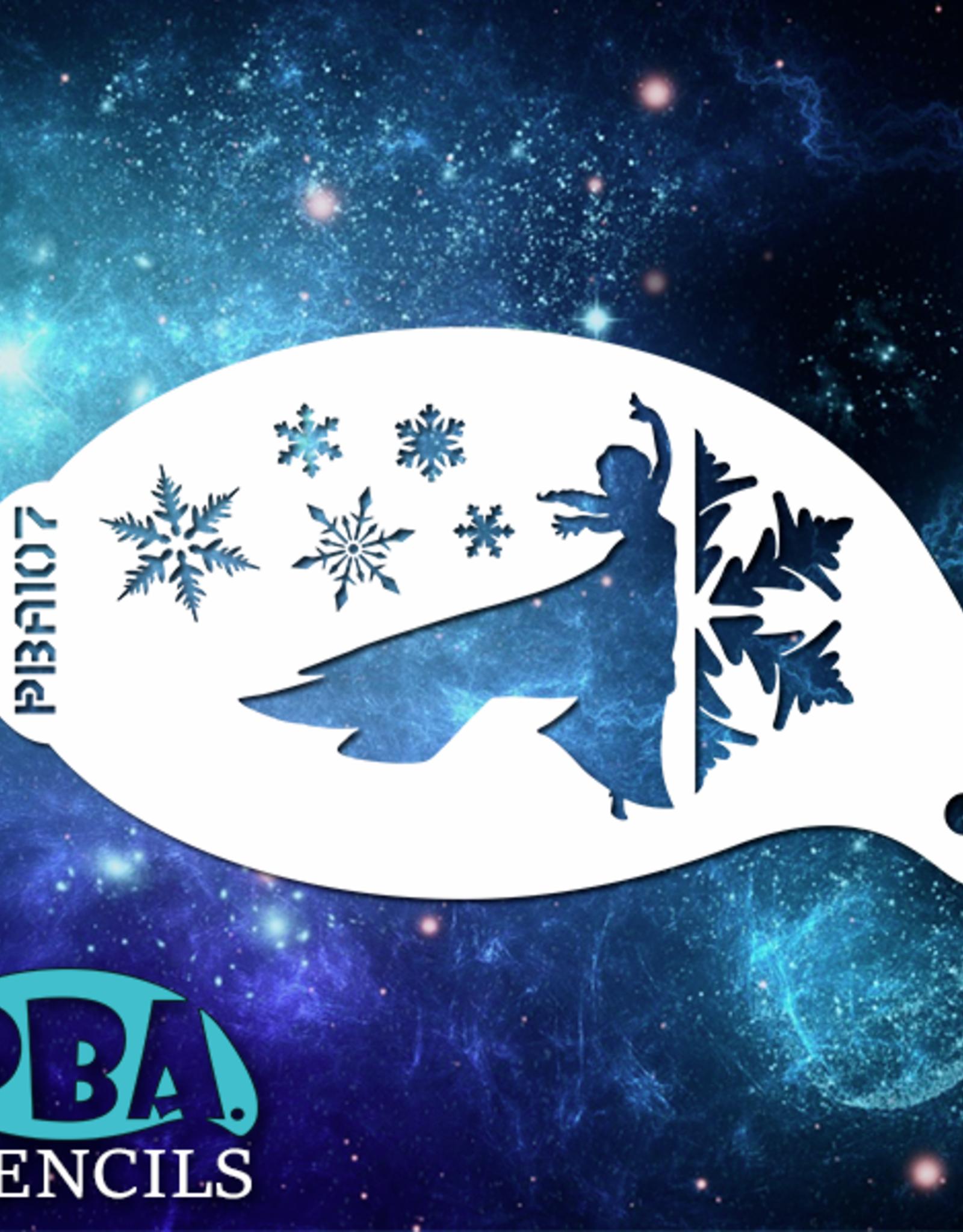 Planet Body Art PBA 107 Frozen 1
