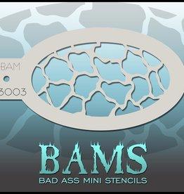 BADASS 3003 BAM