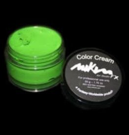 MikimFX MikimFX crème BR09 groen
