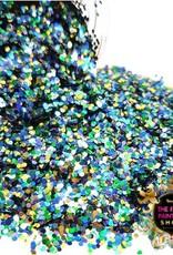 The Facepainting Shop Chunky Cosmetic Glitter Mermaid