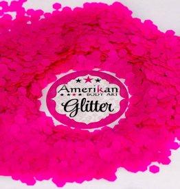 """Amerikan Body Art Amerikan Body Art UV Pink (0.125"""" hex)"""