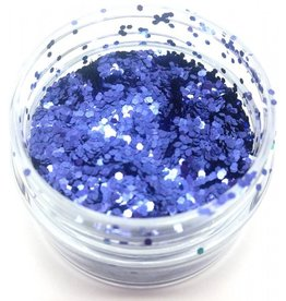 The Facepainting Shop Chunky Cosmetic Glitter lavendel