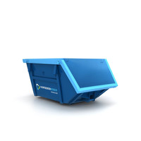 3 m³ afvalcontainer