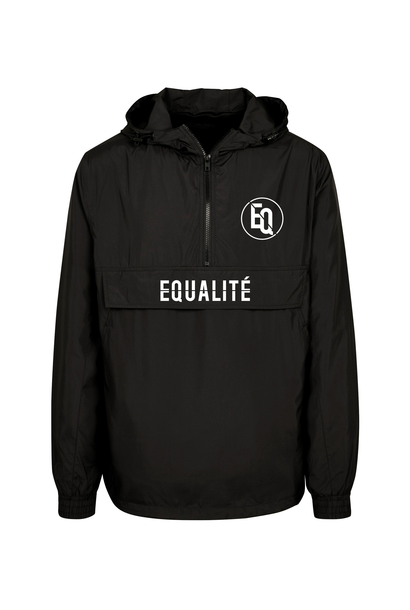 EQ WINDBREAKER BLACK