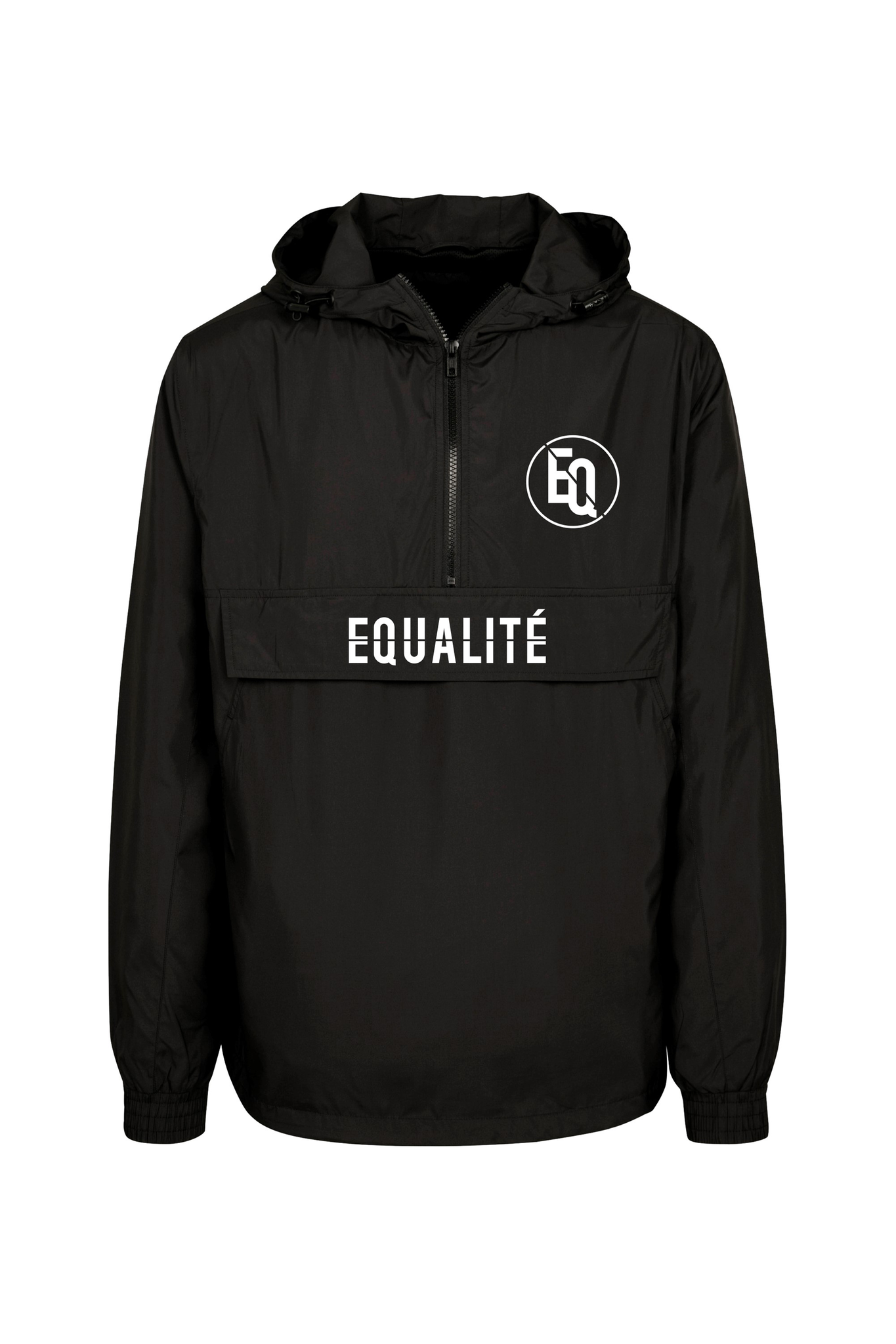 EQ WINDBREAKER BLACK-1