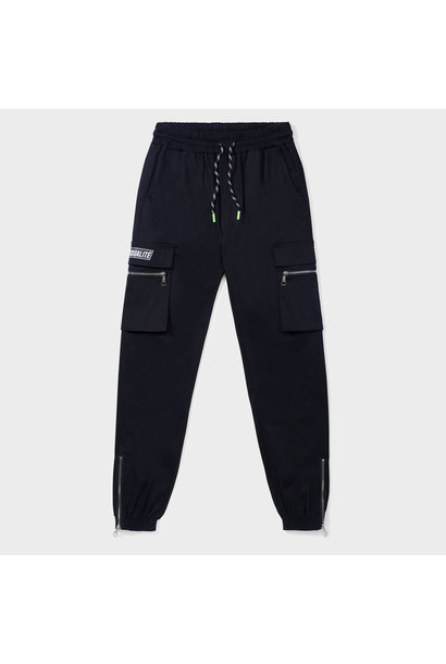 FUTURE CARGO PANTS BLACK