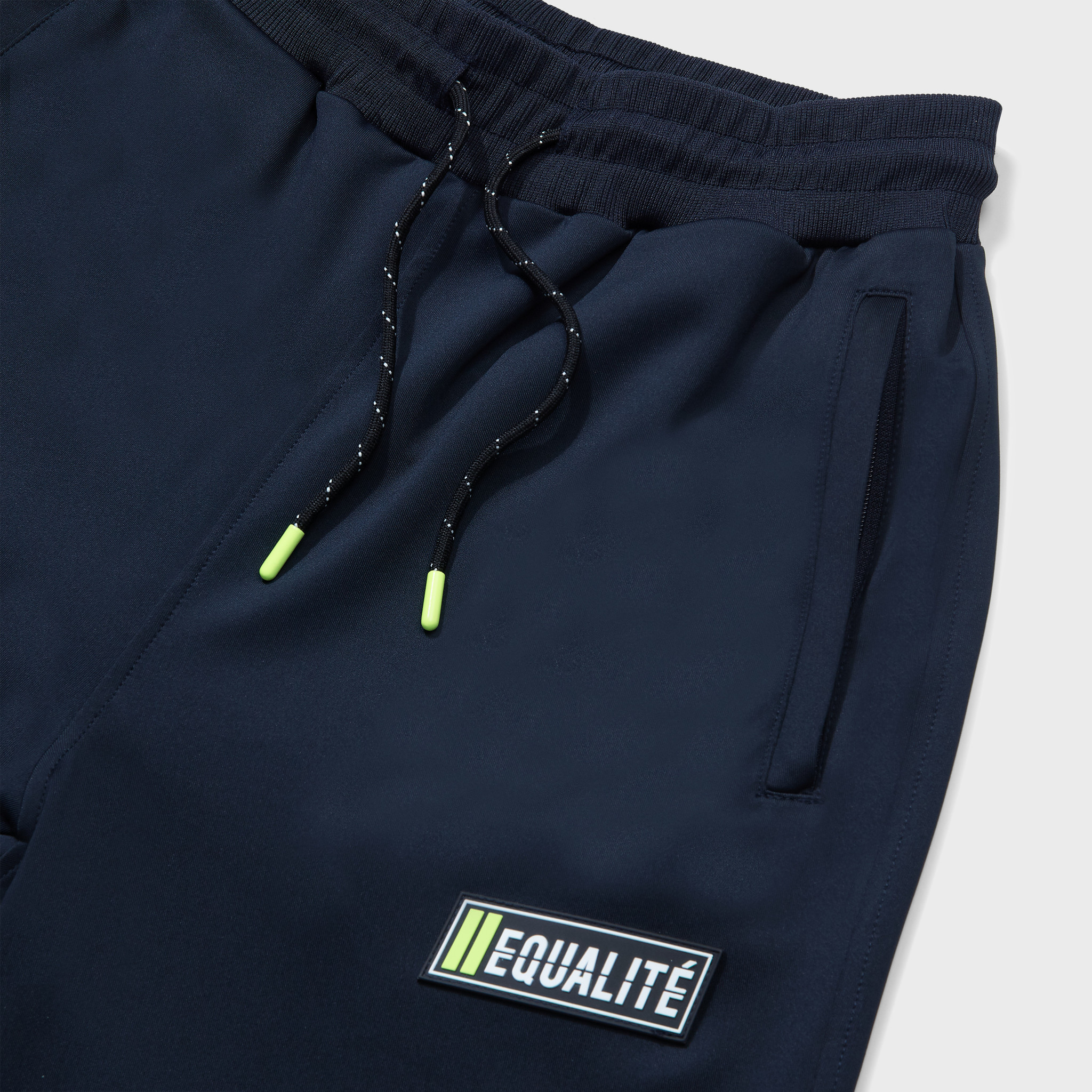 FUTURE POLYESTER TRACKSUIT NAVY & LIGHT BLUE-6
