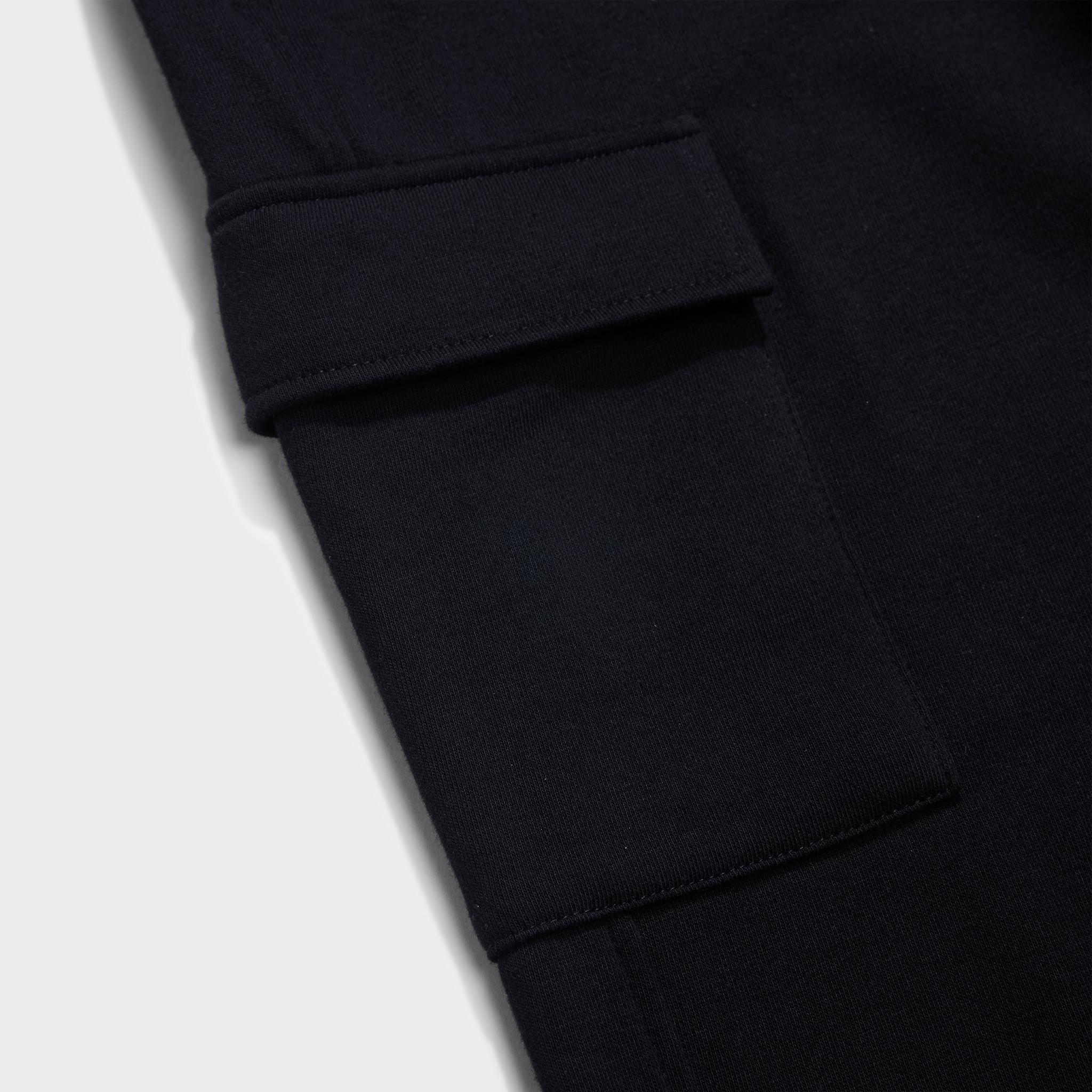 UNITY SOFT TRACKSUIT BLACK-5