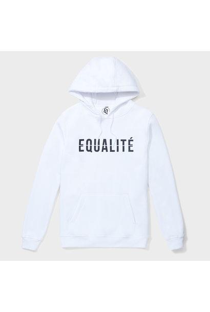 ESSENTIAL HOODIE WHITE