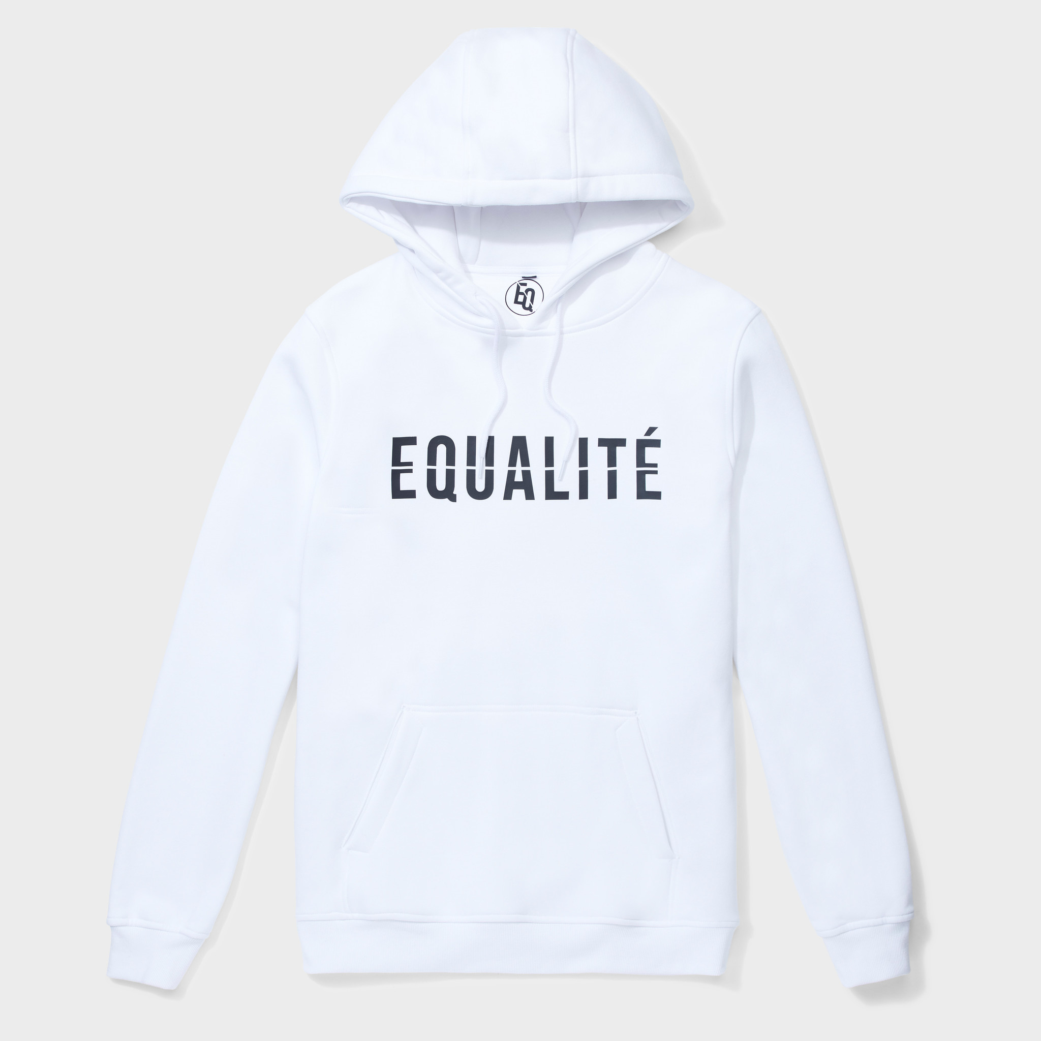 ESSENTIAL HOODIE WHITE-1