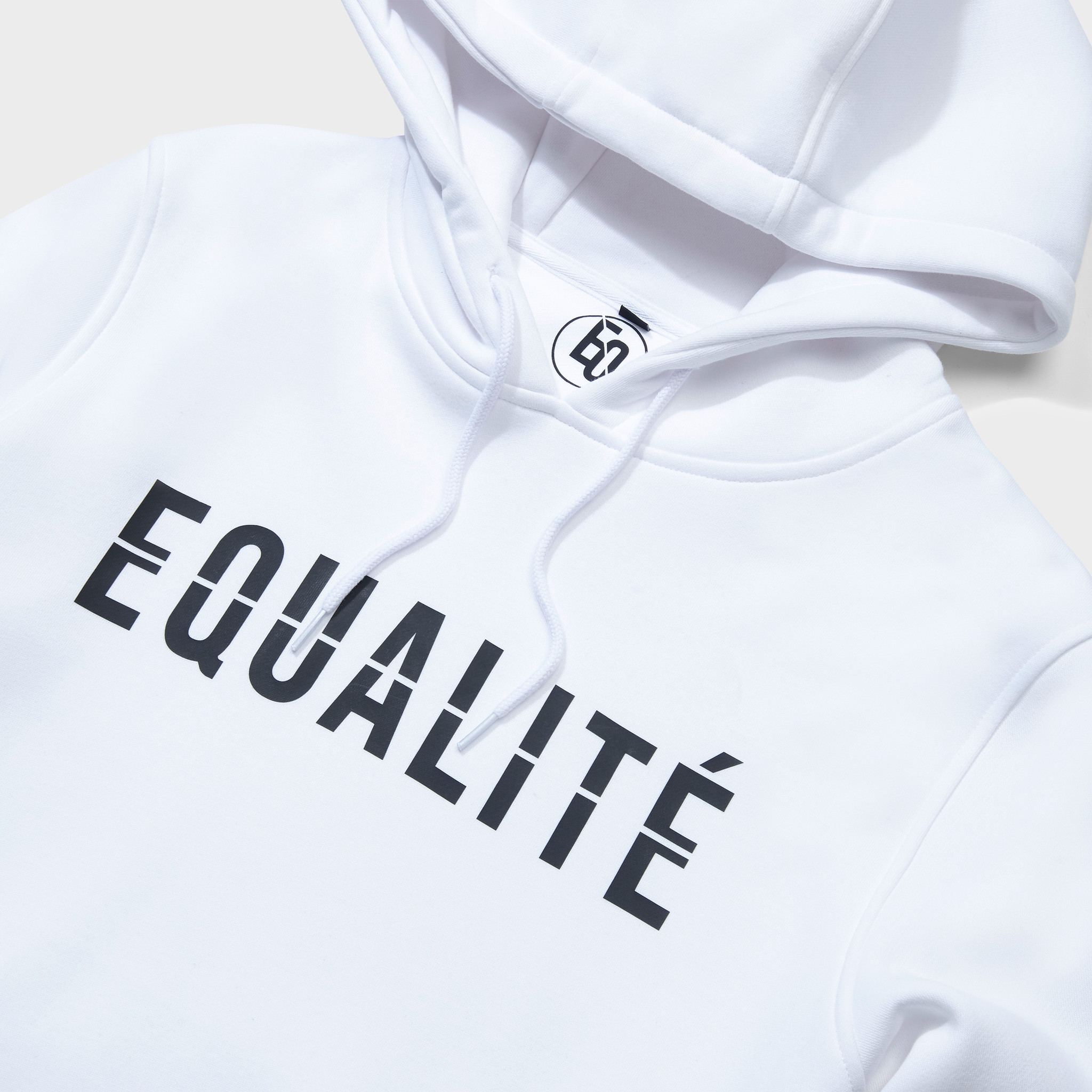 ESSENTIAL HOODIE WHITE-3