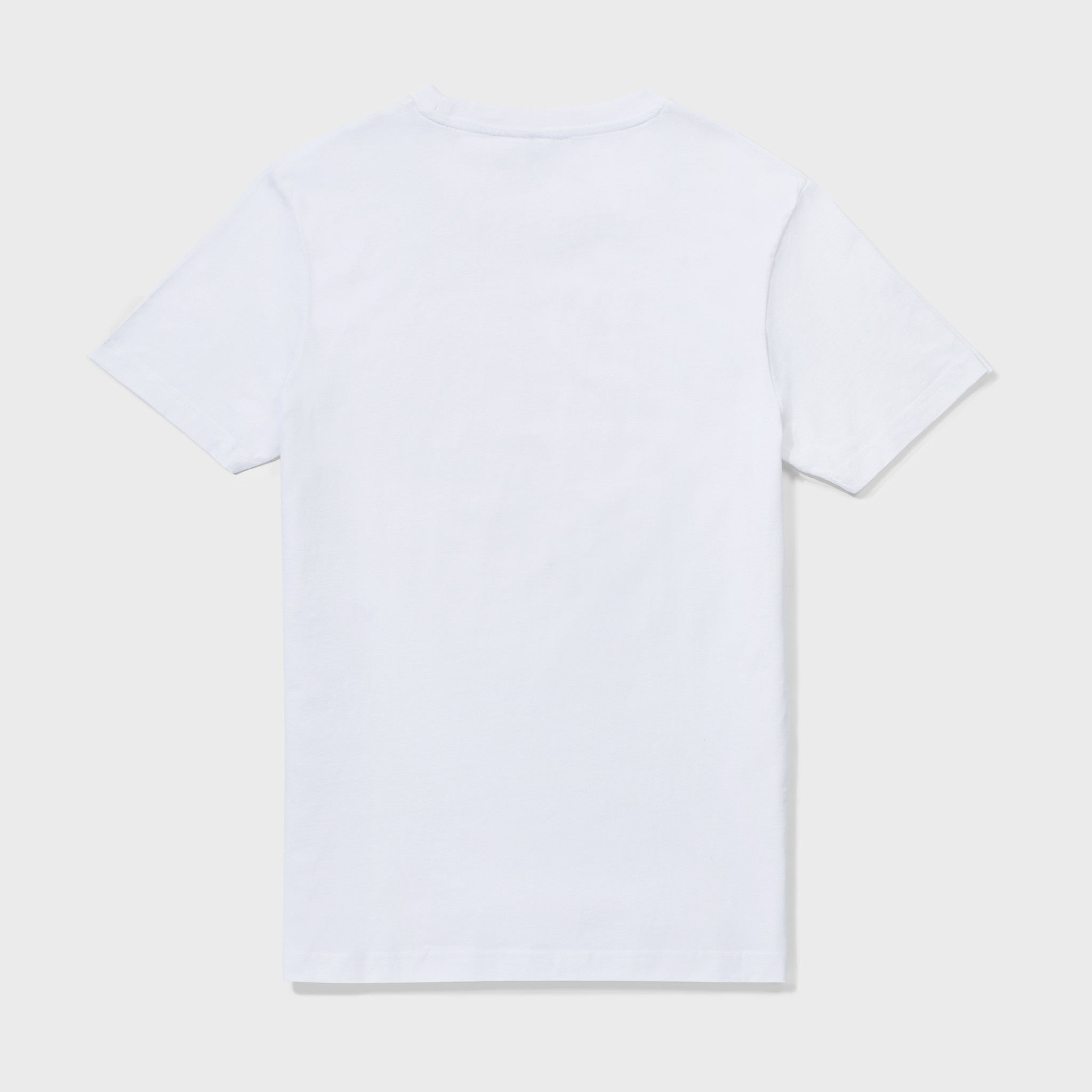 ESSENTIAL TEE WHITE-2
