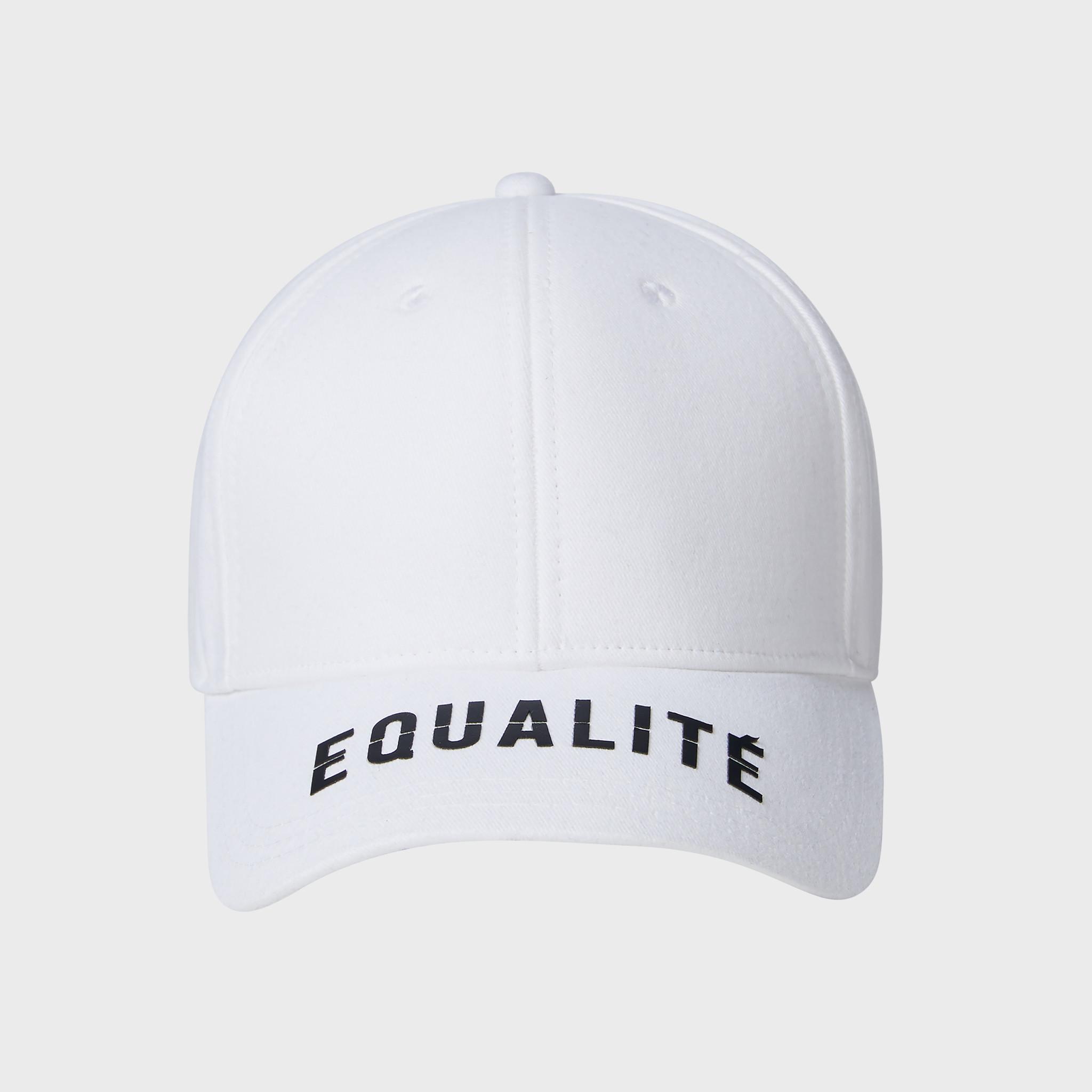 EQUALITÉ CAP WHITE-1
