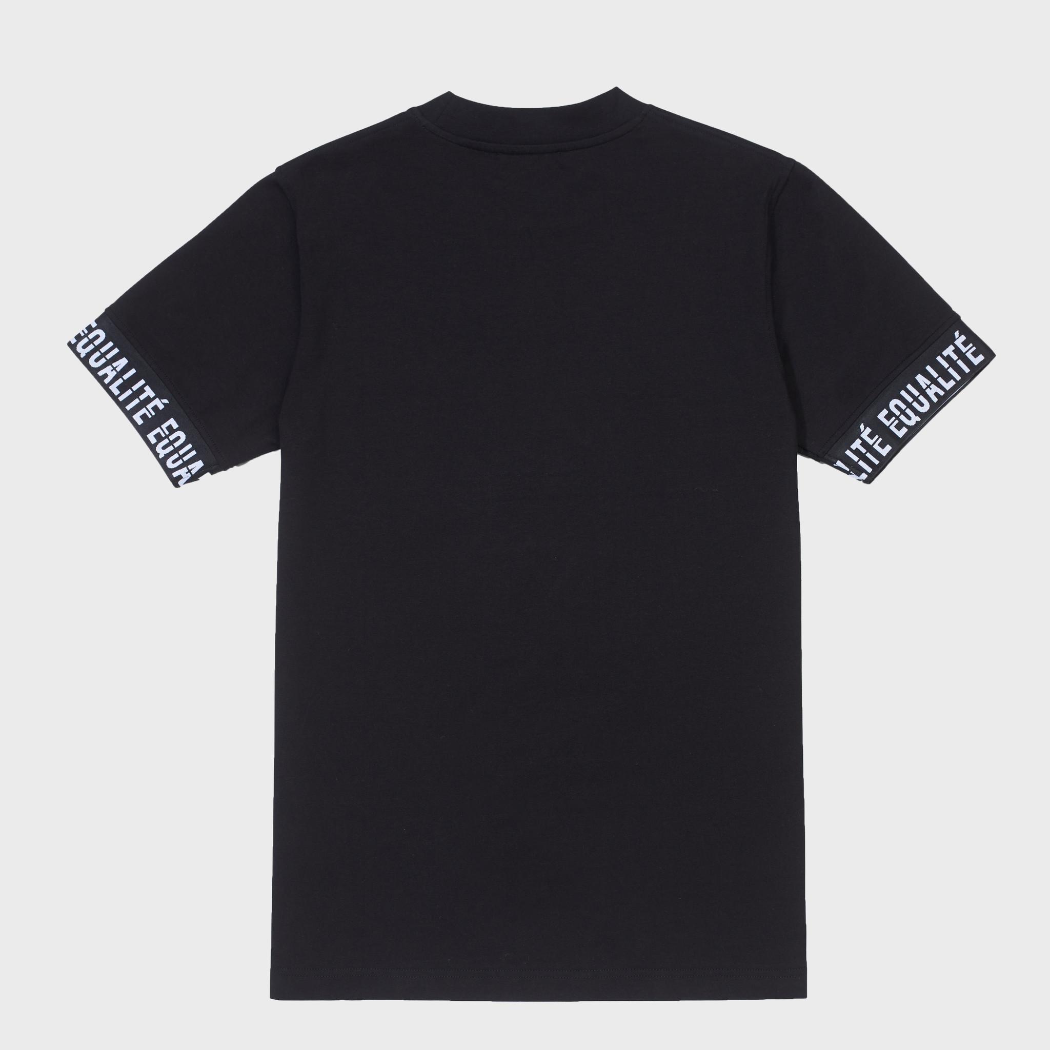 BAND TEE BLACK-2