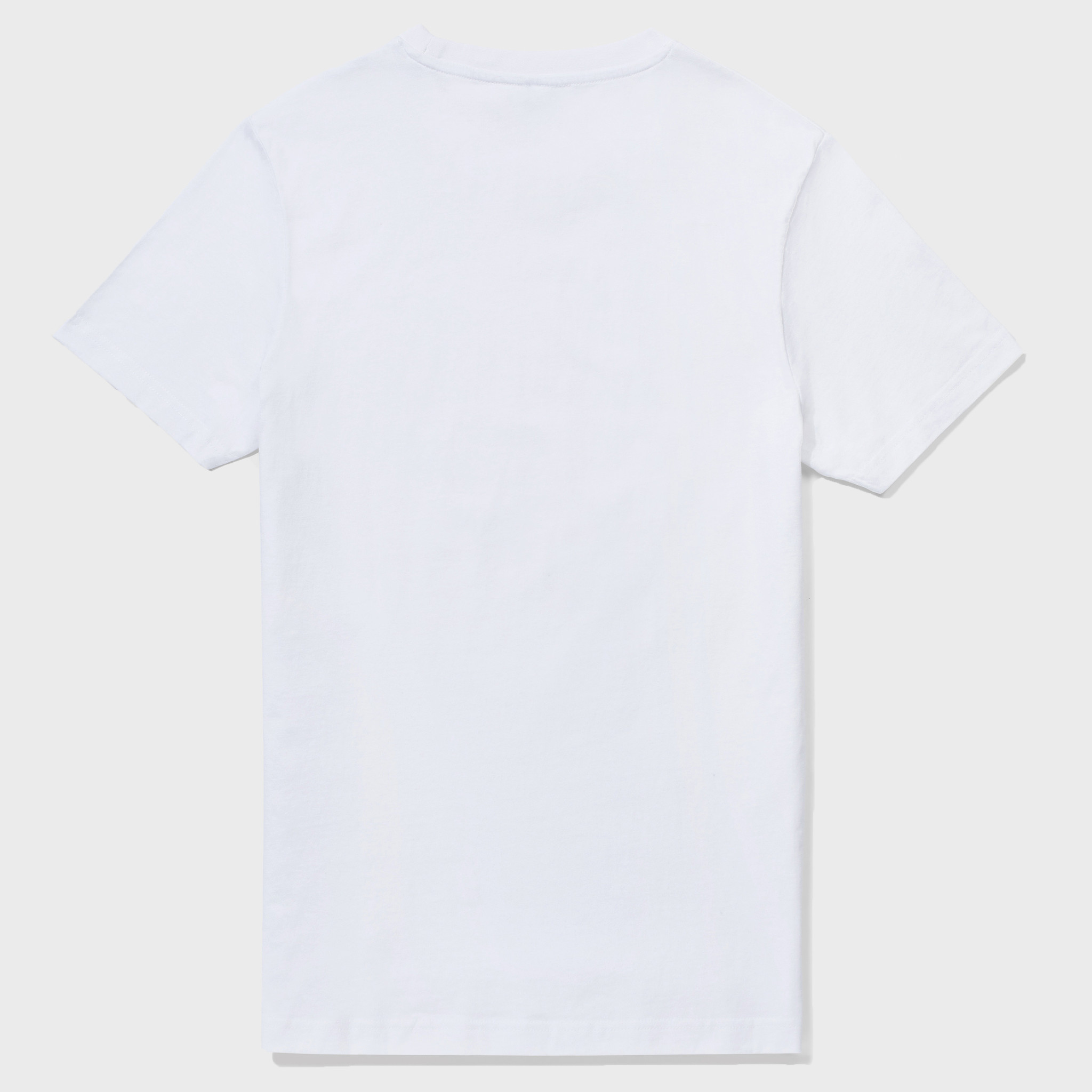 REFLECTIVE TEE WHITE-2