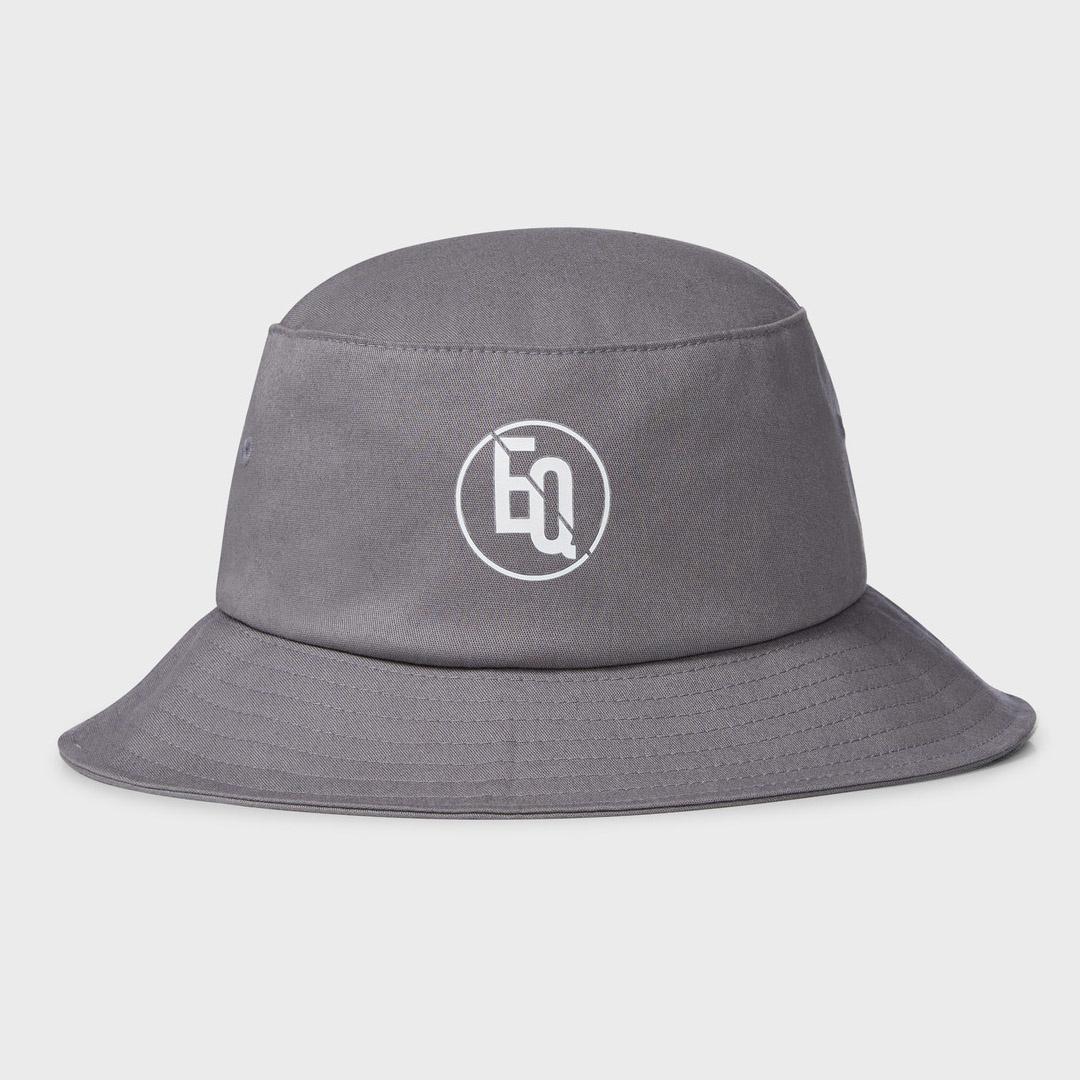 EQUALITÉ BUCKET HAT - GREY-2