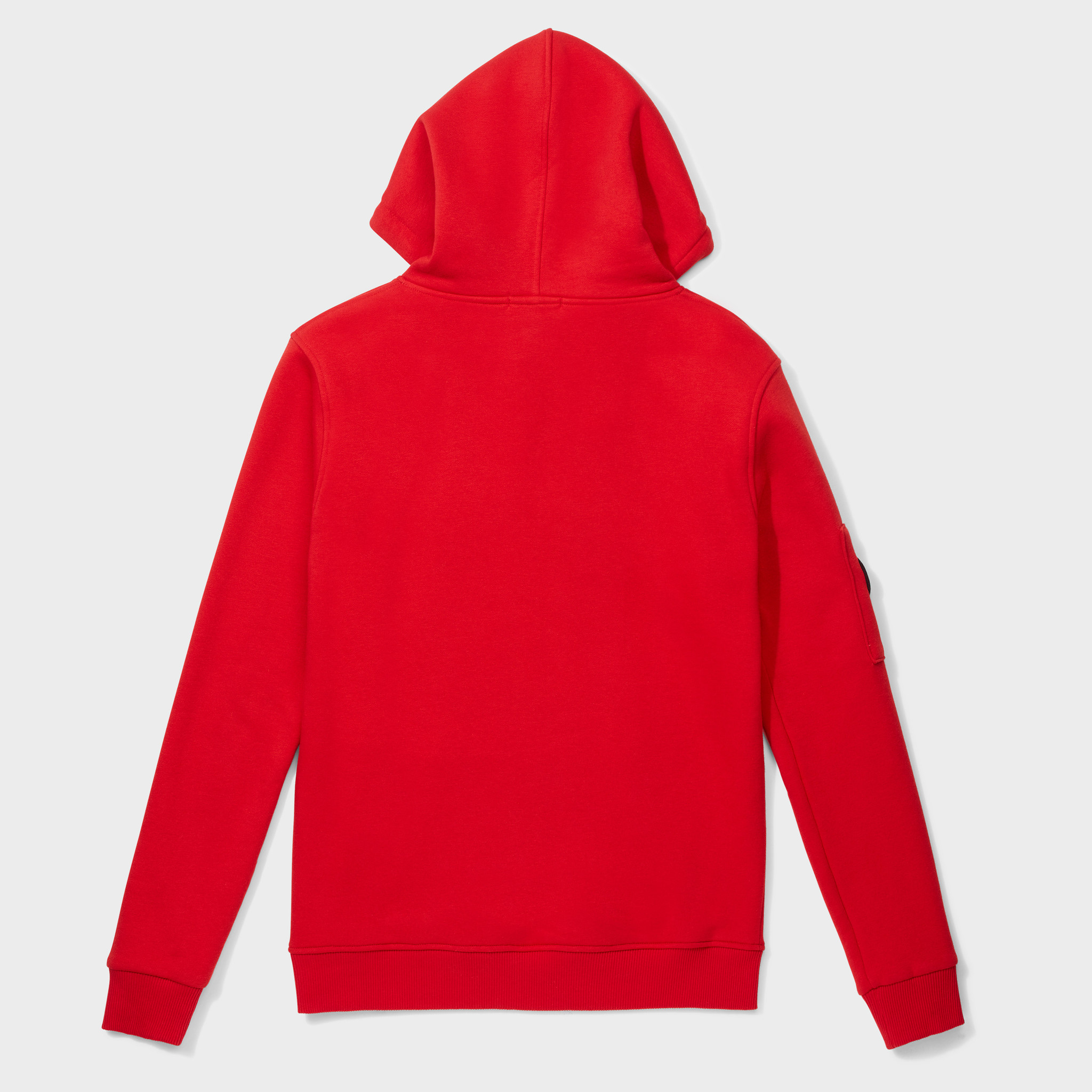 SIGNATURE HOODIE RED & BLACK-2
